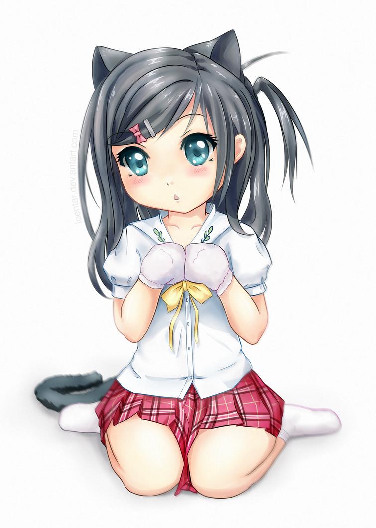 [Fanart request] Tsukiko by loentar