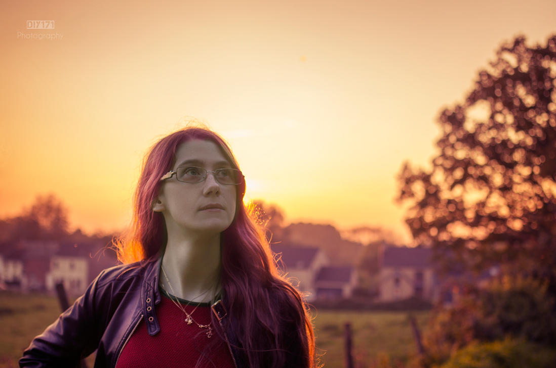 Beautiful Sunset by DiY171