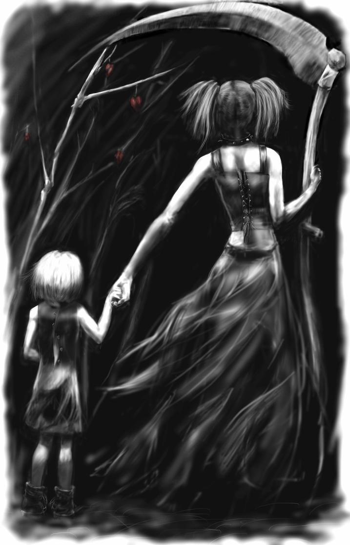 The Forest by Stormangel-kyoko