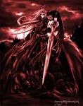 Red dragon death