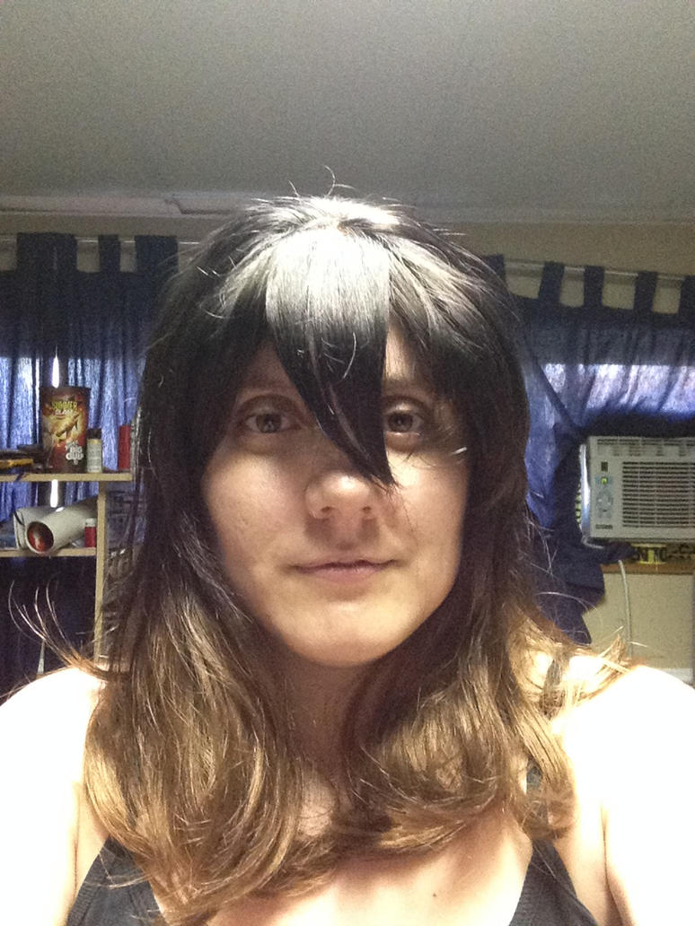 Miriam's Wig (Progression shot) by Risea