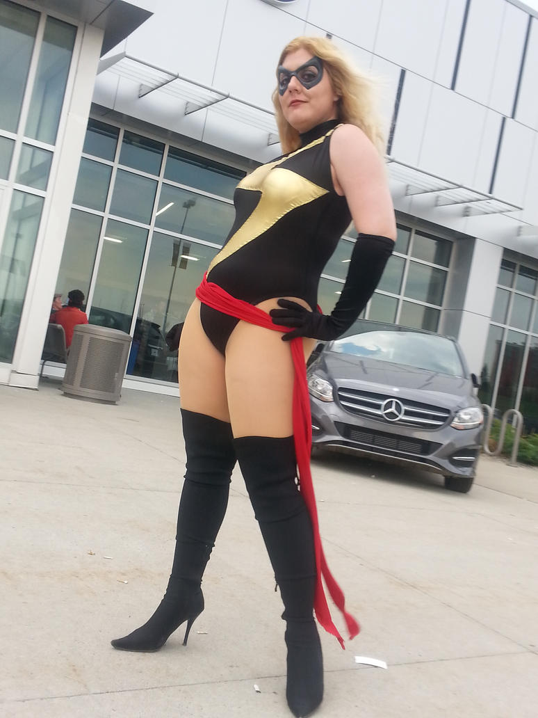 Ms Marvel by Risea