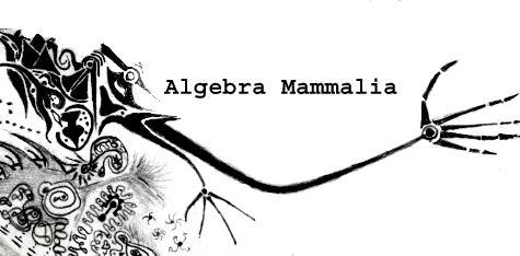 algebra of the logo