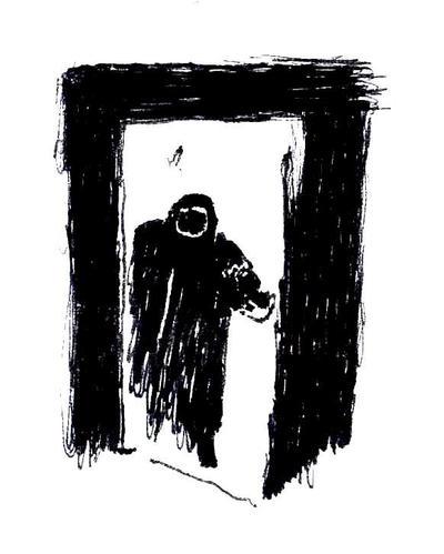 Stranger sketch
