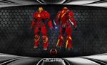 Spartan Combat Exoskeleton