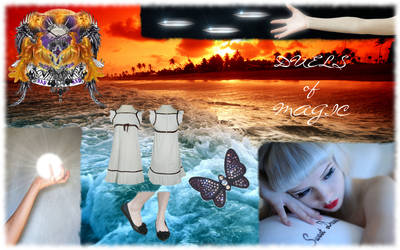 Commision - Siofra DoM Collage