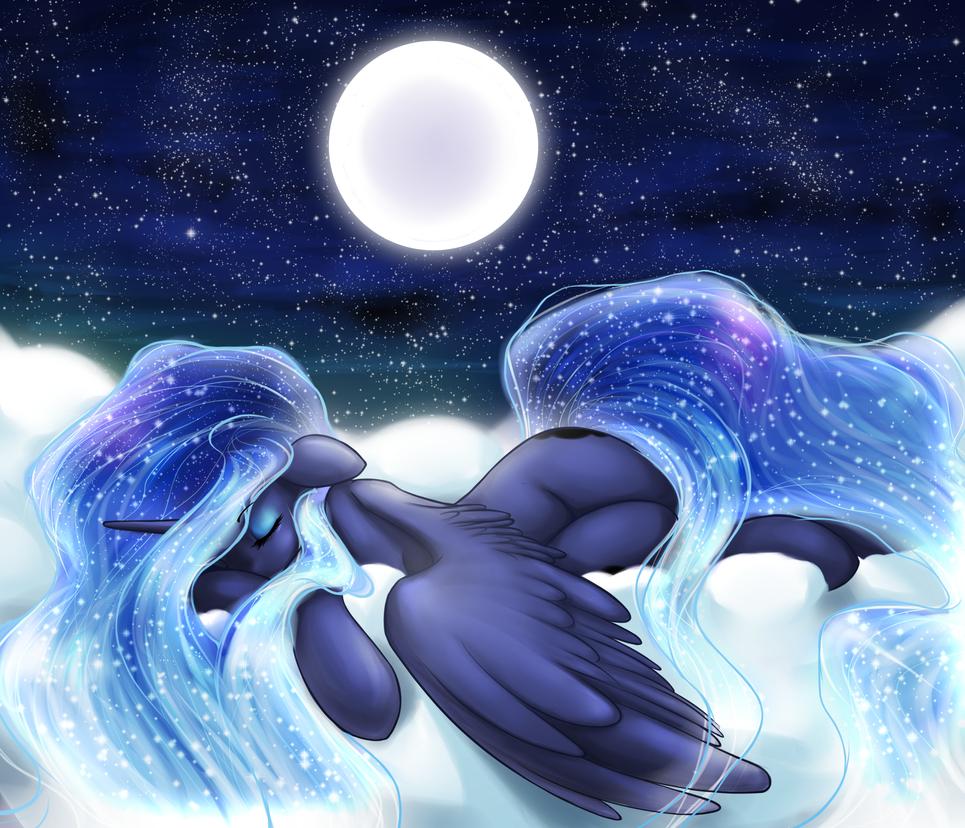 Midnight Nap by Kelisah