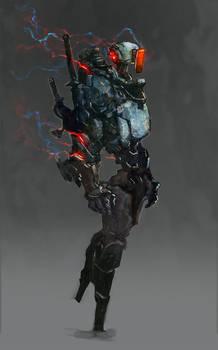 Denjin, Lightning Blade