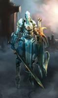 Geist Warden by cobaltplasma