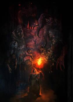 Darkest Dungeon - Descent into Madness