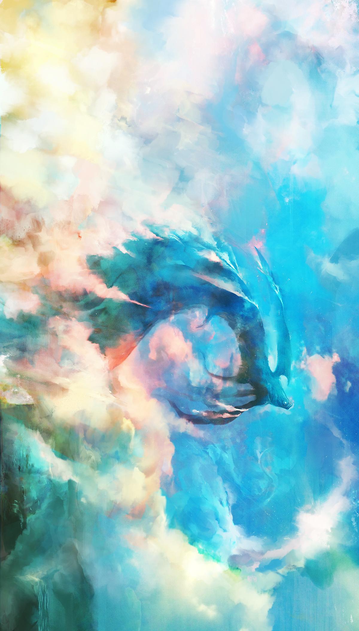 Storm King (alternate version) by cobaltplasma