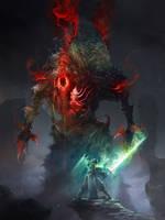 Titanslayer by cobaltplasma
