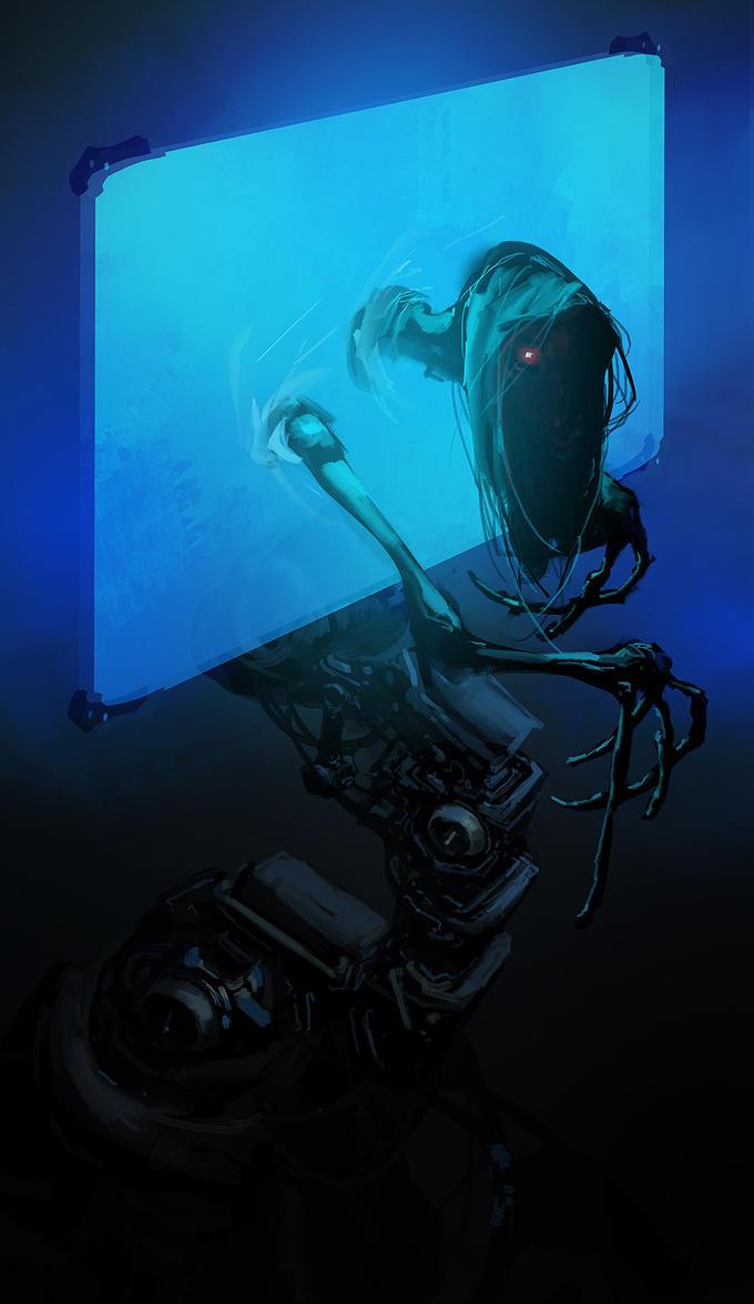Blue Screen by cobaltplasma