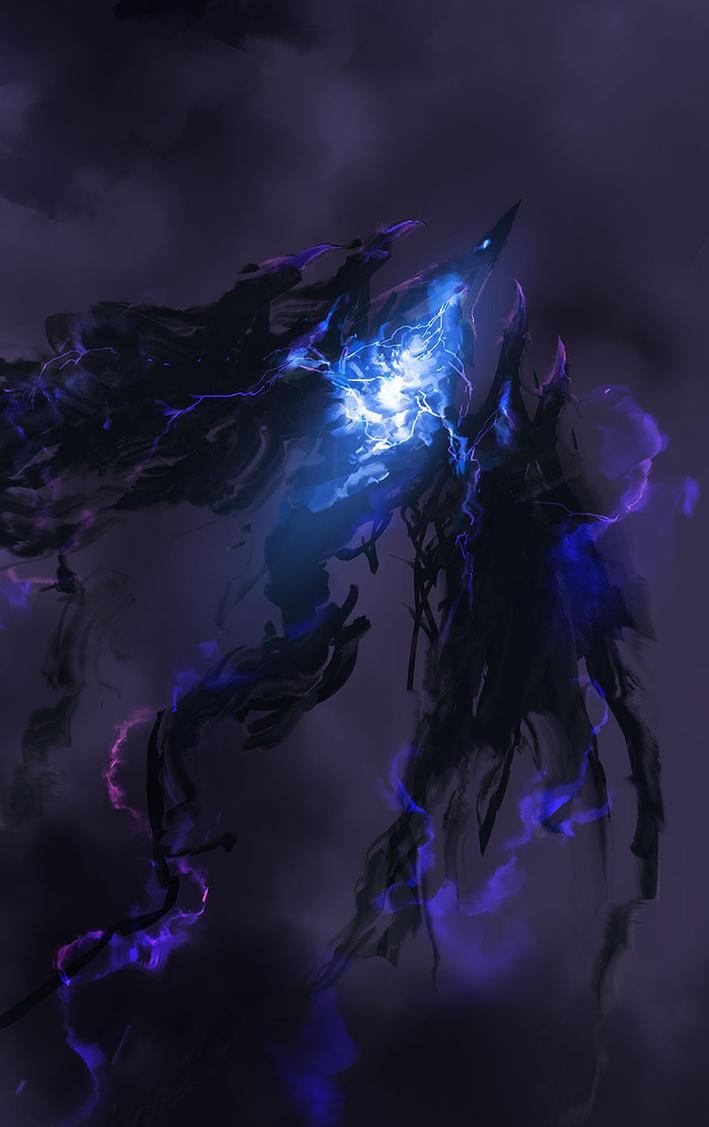 Storm Phoenix by cobaltplasma