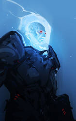 Mr. Freeze - Sketch 07.10.18
