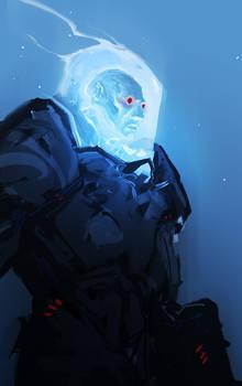 Mr. Freeze - Sketch 07.10.18