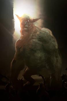 Strong Goblin
