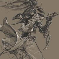 Ryss, tonal sketch