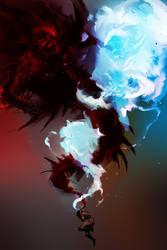 Spiritual Chaos (30min. spitpaint)