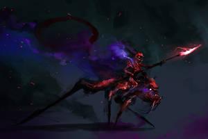 Chaos Rider (30min. spitpaint)