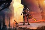 Blaze - Arknights