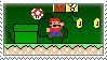 Super Mario World Stamp by gushatesyou