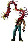 RE5 Cephalo Pixel Art