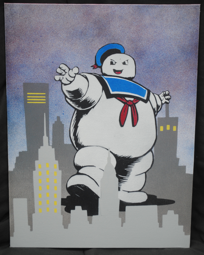 Image Result For Stay Puft Marshmallow