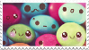 Cute candy Stamp by SwaggyWolfy