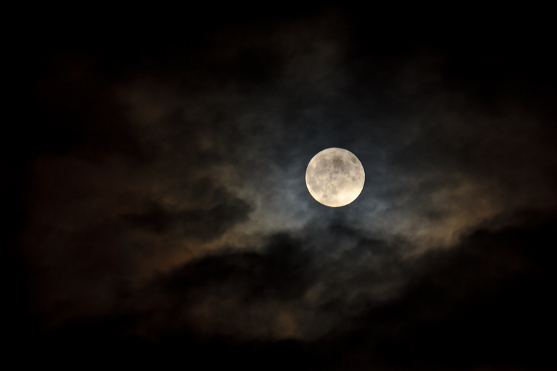 Super Moon 2012 by PhotoshopGTR