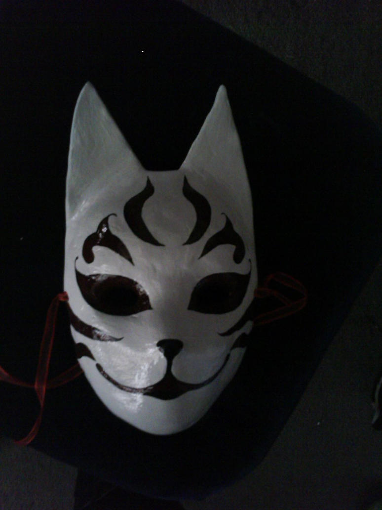 Anbu black ops mask by EndIM on DeviantArt