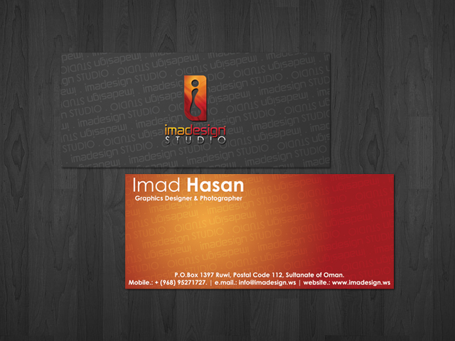 Business Card ID by imadesign