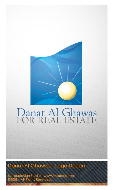 Danat Al Ghawas - Logo by imadesign