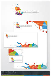 MCE - Logo and Stationery by imadesign