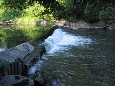 Squaw Creek Ames Iowa