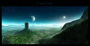 Travel by Night by stickersticker