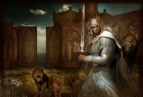 The Gate Keeper by kitiekat4U