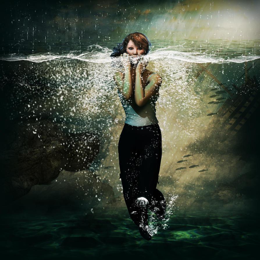 All Alone (Tomb Raider Reborn) by kitiekat4U