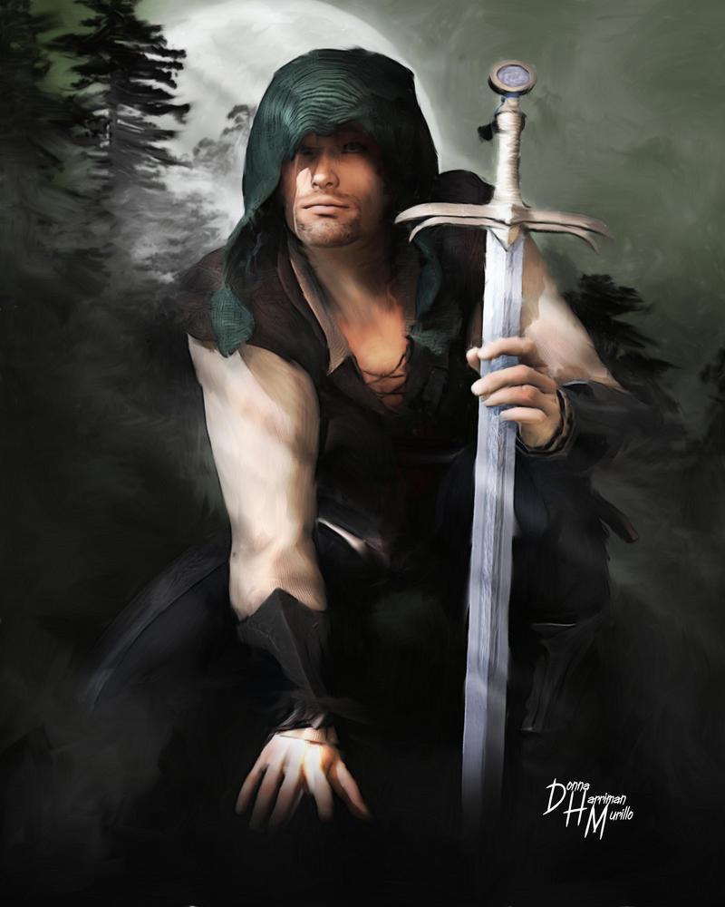 Highlander by kitiekat4U