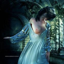 Woman In White by kitiekat4U