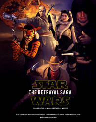 Star Wars poster 1 by kitiekat4U