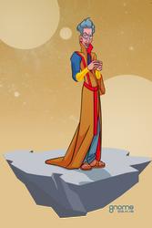 The Grandmaster (En Dwi Gast) by gnome-oo