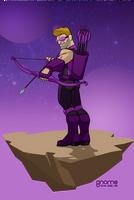 Hawkeye (Clint Barton) by gnome-oo