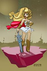 She-Ra: Princess of Power by gnome-oo