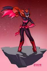 Batwoman (Kate Kane) by gnome-oo
