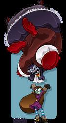 Underburbs Fan-Art by gnome-oo