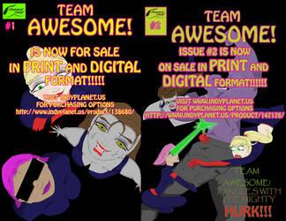 Team Awesome sale by Korslund