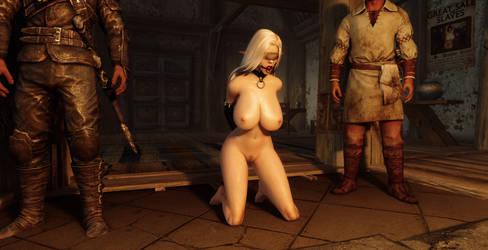 Elf Slave Nina by BondageSlaveMiriya