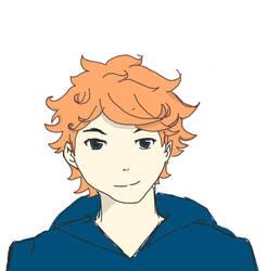 Curly Orange