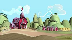 Sweet Apple Acres - Game Models
